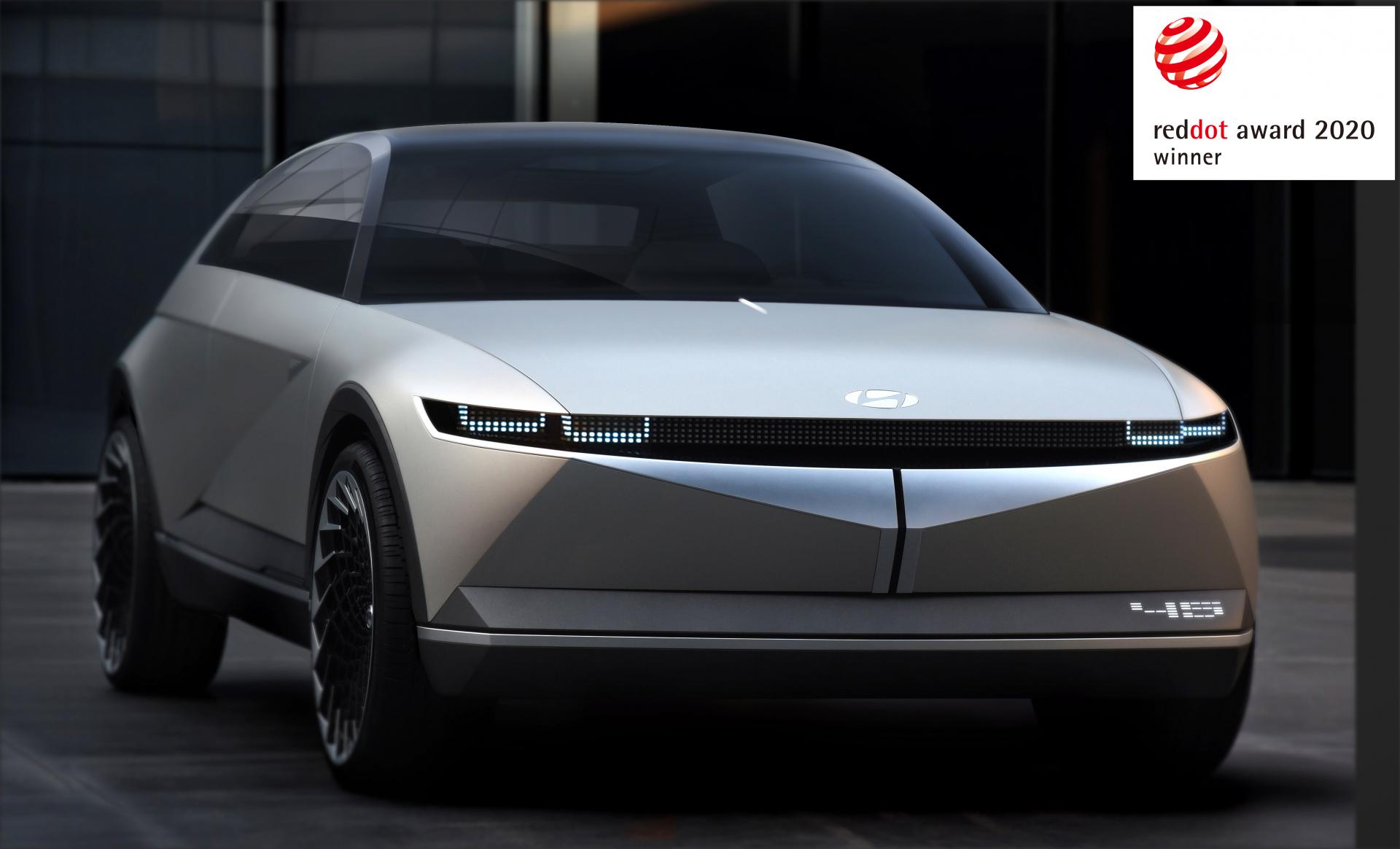 Компанія Hyundai Motor отримала три нагороди Red Dot Award 2020 за концептуальний дизайн   Автоберег - фото 9