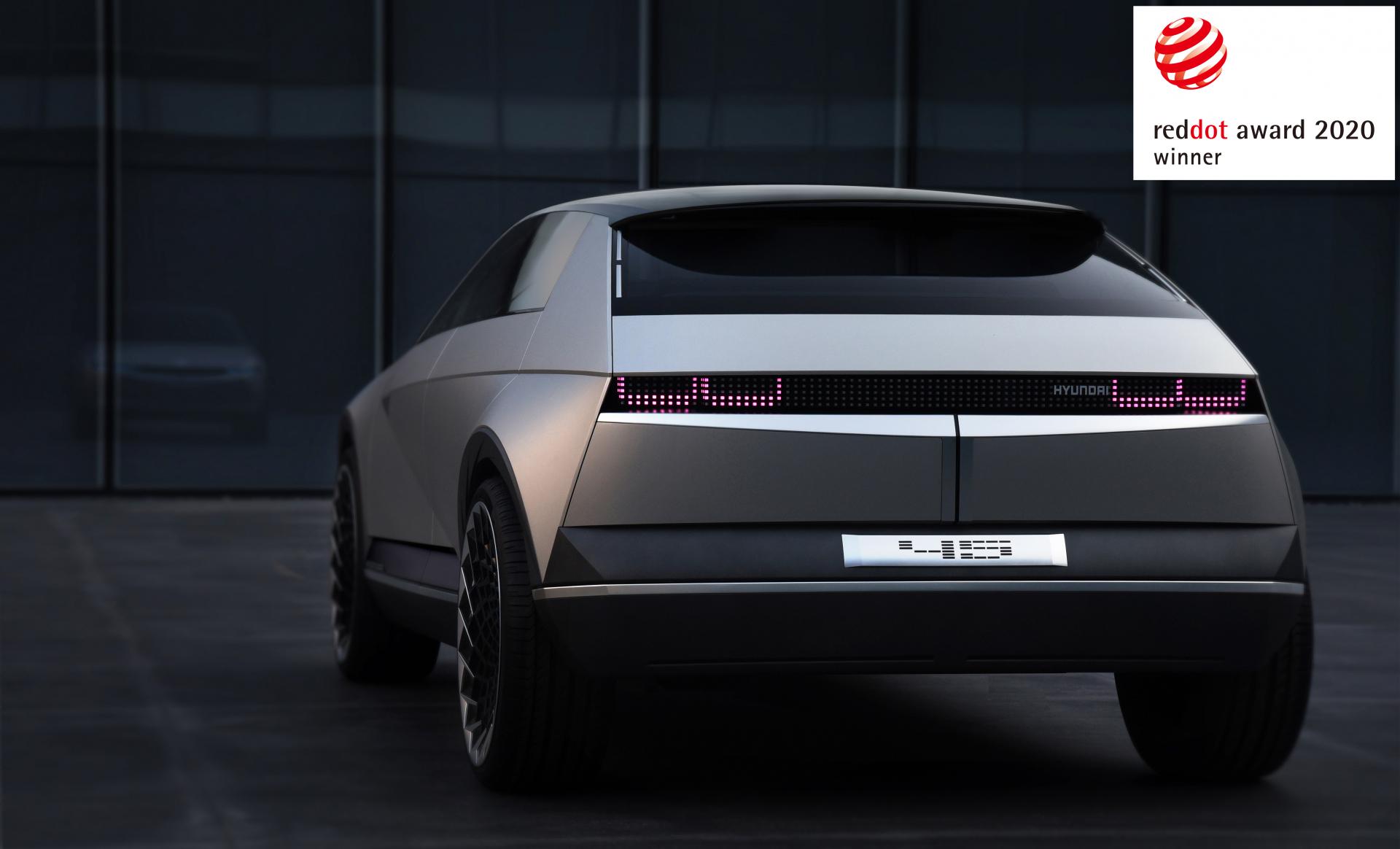 Компанія Hyundai Motor отримала три нагороди Red Dot Award 2020 за концептуальний дизайн   Автоберег - фото 10