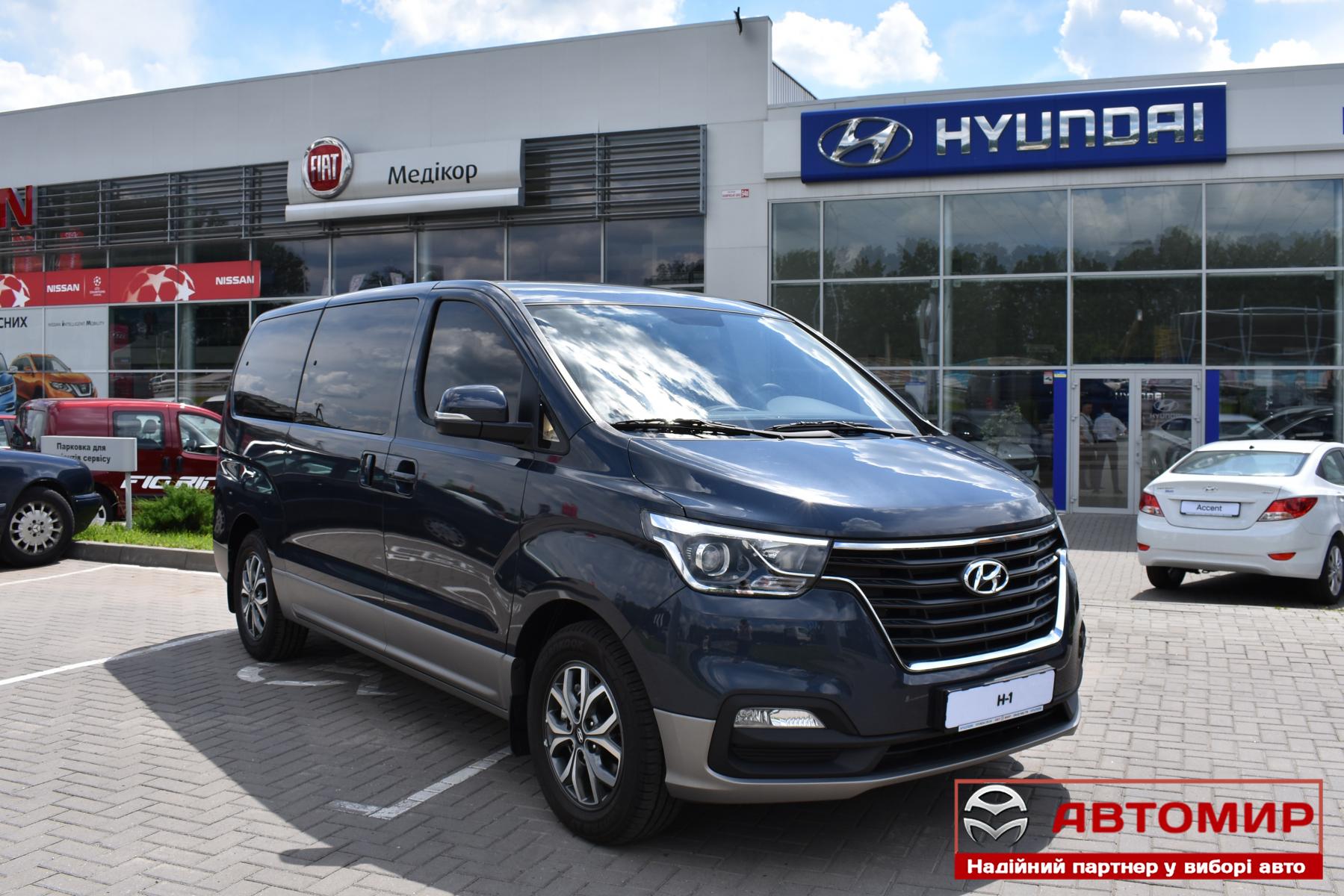 Розкрийте свої можливості з новим Hyundai H-1 | Хюндай Мотор Україна - фото 8