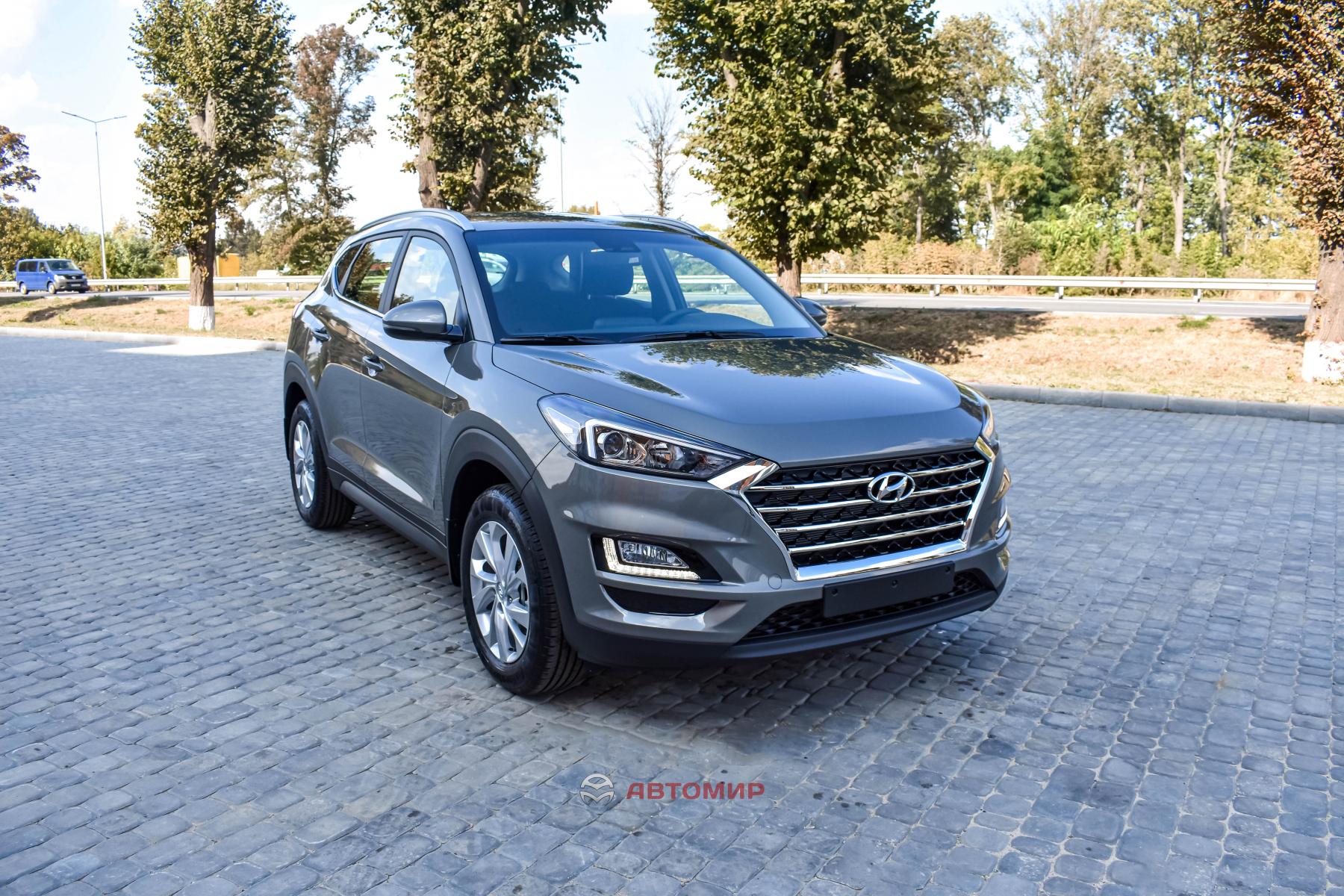 Вигідні ціни на всі комплектації Hyundai Tucson   Хюндай Мотор Україна - фото 10