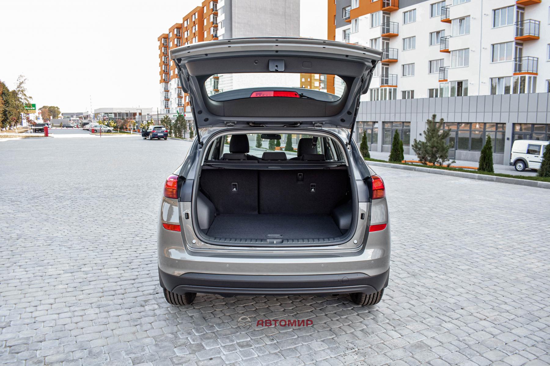 Вигідні ціни на всі комплектації Hyundai Tucson   Хюндай Мотор Україна - фото 12