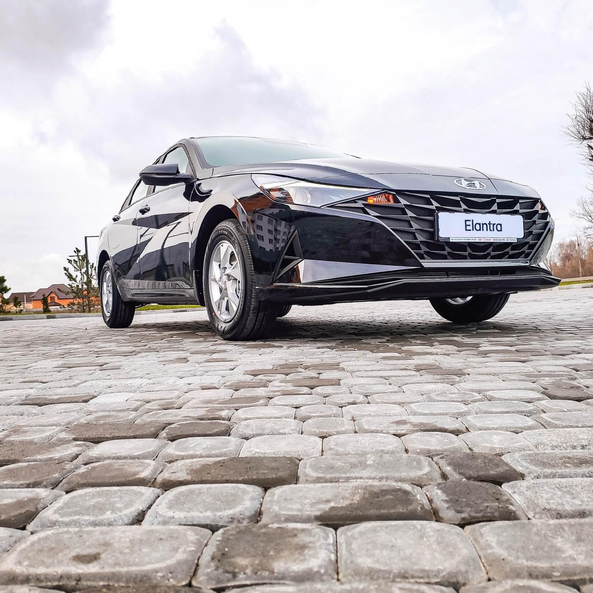 Поставте під сумніви старі правила разом з Hyundai New Elantra!   Хюндай Мотор Україна - фото 9