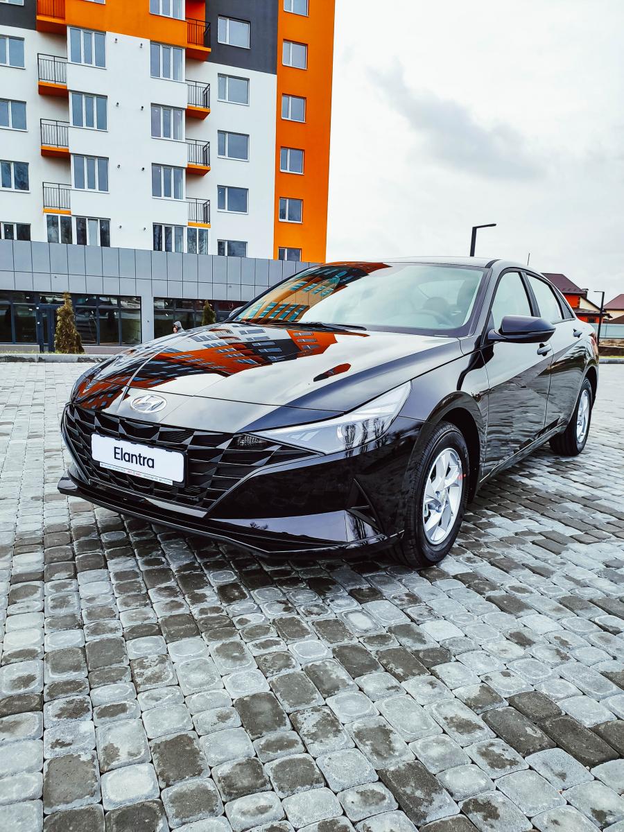 Поставте під сумніви старі правила разом з Hyundai New Elantra!   Хюндай Мотор Україна - фото 18