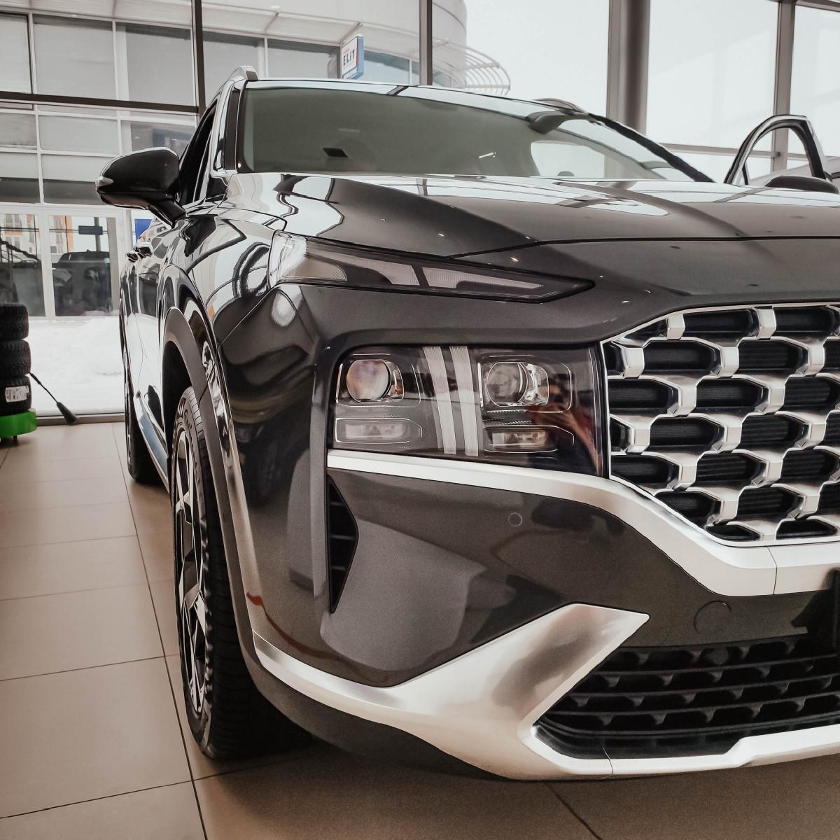 Якби комфорт і розкіш можна було б описати - це був би Hyundai Santa Fe! | Хюндай Мотор Україна - фото 13