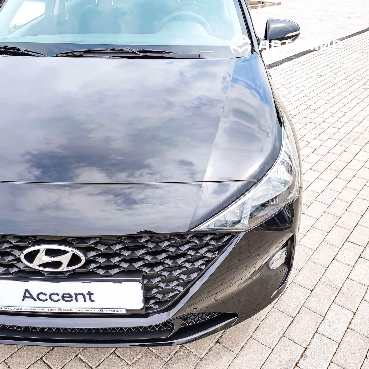 Hyundai стильний Accent вже в автосалоні! | Хюндай Мотор Україна - фото 10