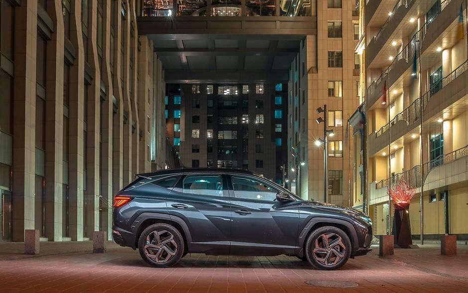 Тест-драйв Hyundai Tucson: Порушник спокою | Автоберег - фото 28