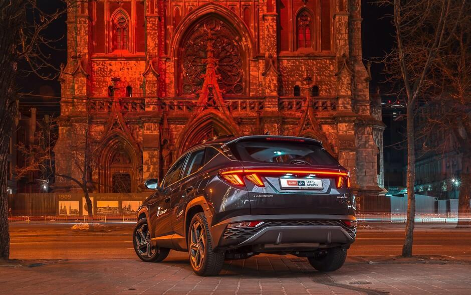 Тест-драйв Hyundai Tucson: Порушник спокою | Автоберег - фото 27