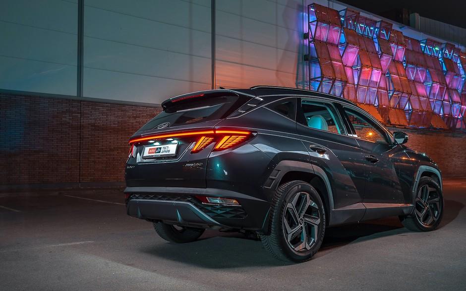 Тест-драйв Hyundai Tucson: Порушник спокою | Автоберег - фото 23