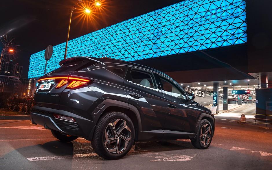 Тест-драйв Hyundai Tucson: Порушник спокою | Автоберег - фото 21