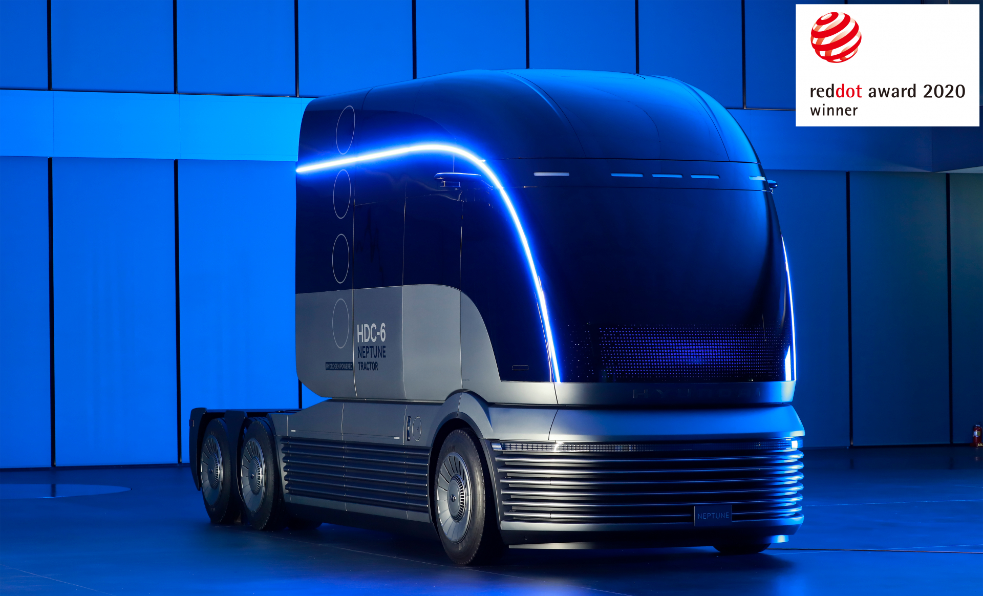 Компанія Hyundai Motor отримала три нагороди Red Dot Award 2020 за концептуальний дизайн   Автоберег - фото 11