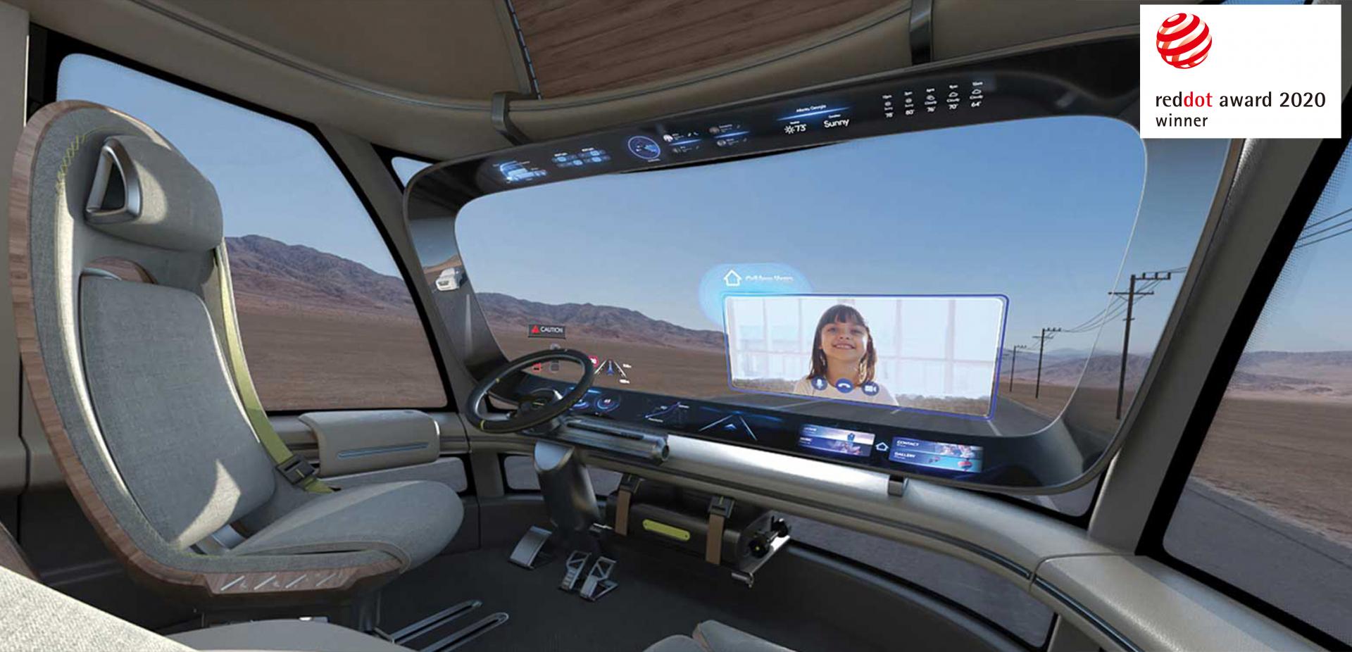 Компанія Hyundai Motor отримала три нагороди Red Dot Award 2020 за концептуальний дизайн   Автоберег - фото 12