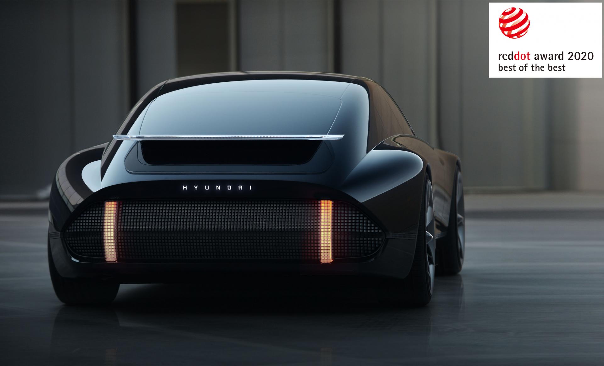 Компанія Hyundai Motor отримала три нагороди Red Dot Award 2020 за концептуальний дизайн   Автоберег - фото 13